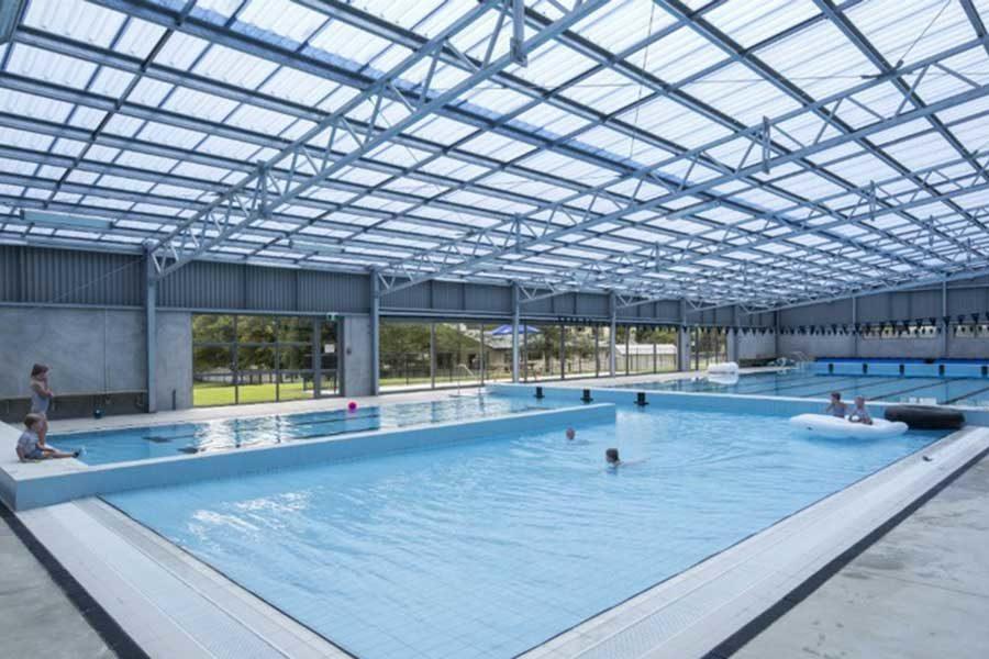 Lawrence Swimming Pool